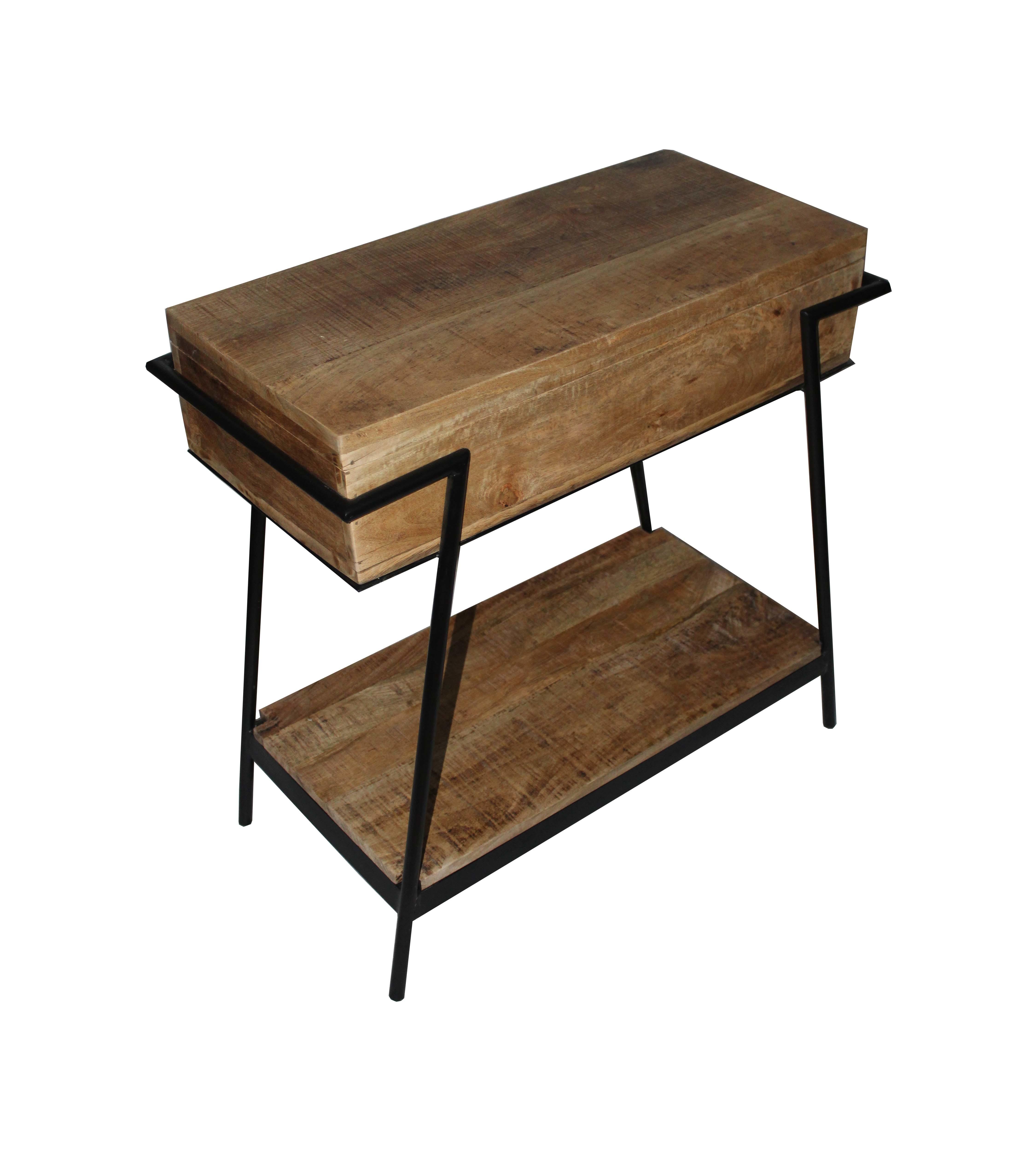 Treasure Chest Box Table