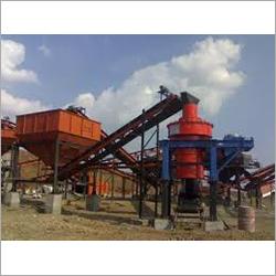 VSI Sand Plant