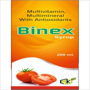 Multivitamin Syrup With Antioxidant