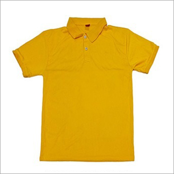 Mens Collar T-Shirt