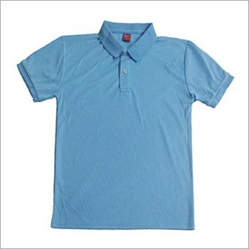 Mens Casual Collar T-Shirt