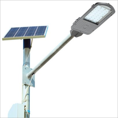 24 W Solar Led Street Light Cable Length: Customize  Meter (M)