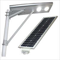Integrated Solar Street Light