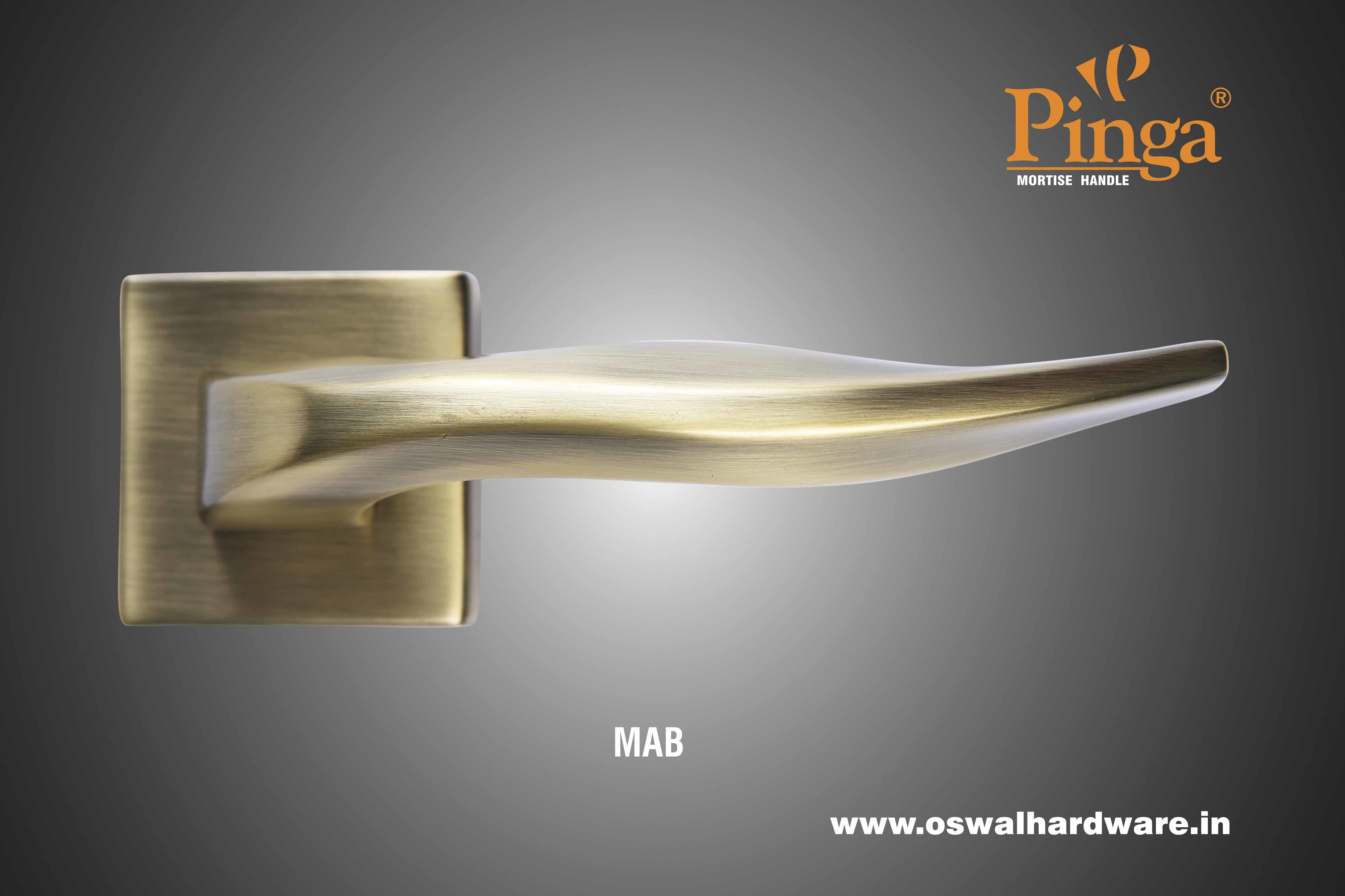 168319 Mortise Handle