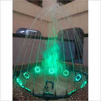 LED Lighting Dome Fountain