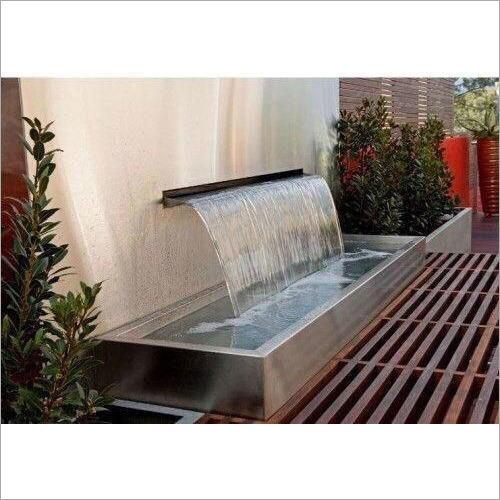 Water Sheet Indoor Fountain