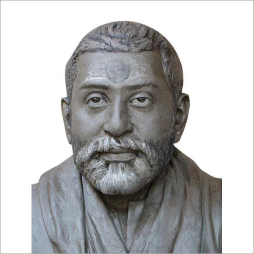 Head Bust Statue