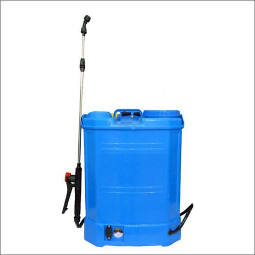 Agricultural Battery Sprayer