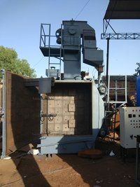 Continues Hanger Type Shot Blasting Machine