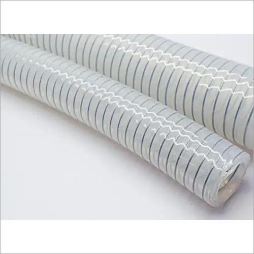 Silicone Transparent Braided Hose Pipe