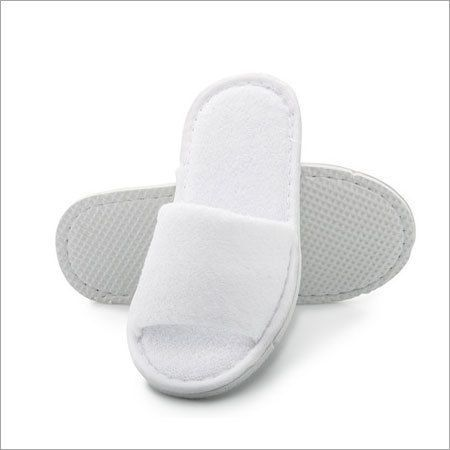 Embossed Hotel Slipper Sheet