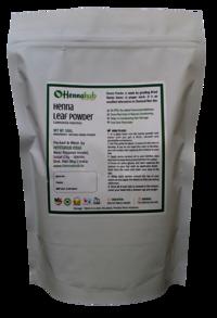 Henna Leaf Powder Natural