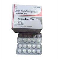 Ciprodac 250 Tablet