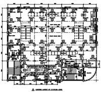 Lighting Layout of Indoor Substations