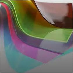 PVC FLEXIBLE CLEAR COLOUR