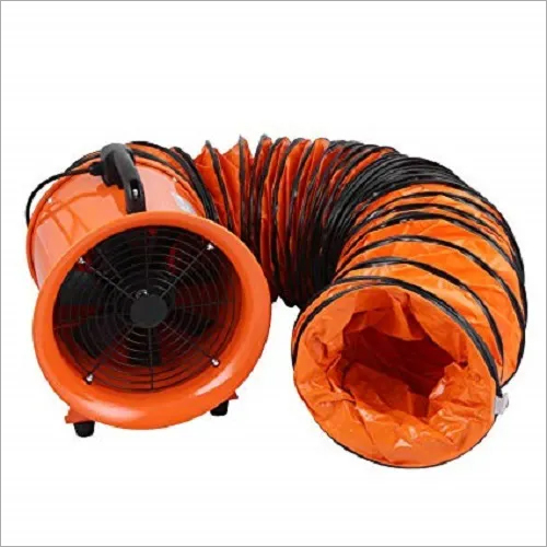 Confined Space Blower with hose