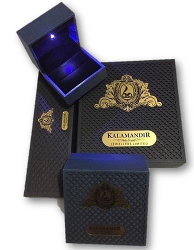 Purple Laser-Cut  Jewellery Box Series