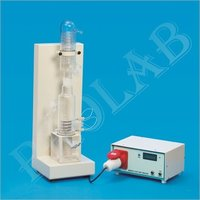 Single Stage Quartz Distillation Unit