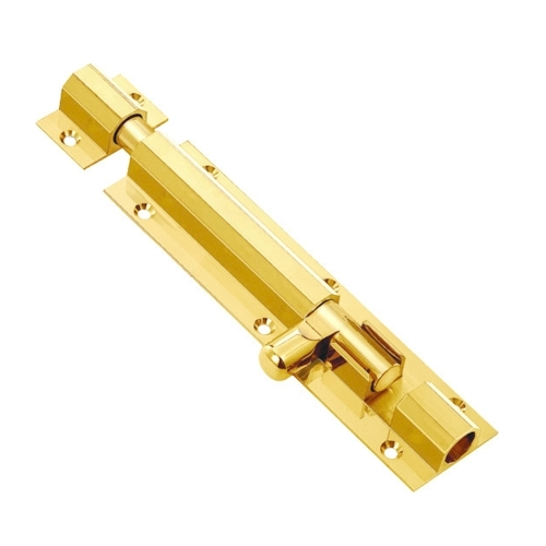 3/8 Brass Tower Bolt