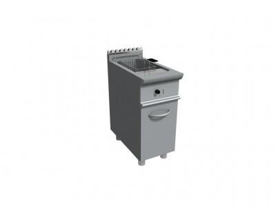 1 Tank 1-Basket electric Fryer