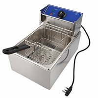 1 Tank 1-Basket electric Fryer