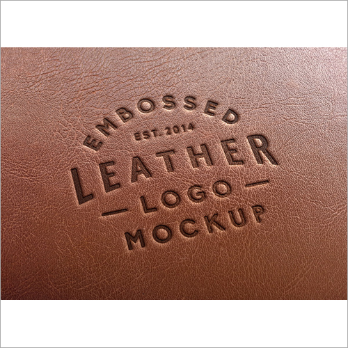 Leather Embossing Service