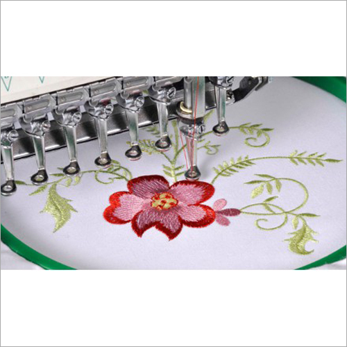 Computerized Embroidery Service