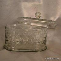 Cutting Glass Jar