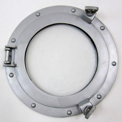 Porthole Glass Aluminum 11 Inch