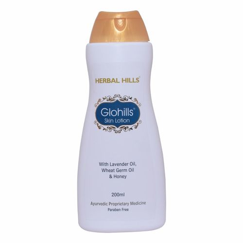 Herbal  skin care lotion - Glohills Skin lotion