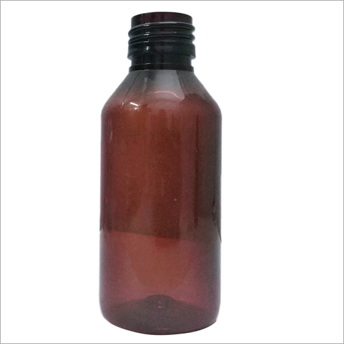 Pharmaceutical Plastic Syrup Bottle