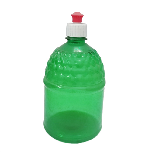 Transparent Dish Wash Bottle