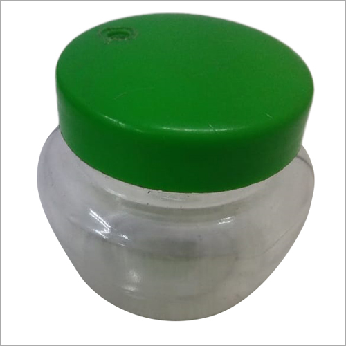 Plastic Cold Cream Container