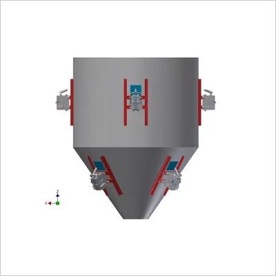Hopper Vibrator
