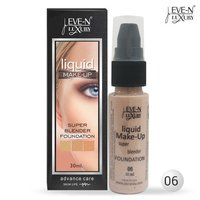 EVE-N LUXURY LIQUID MAKE UP FOUNDATION 06 WT. 30ML