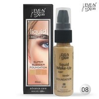 EVE-N LUXURY LIQUID MAKE UP FOUNDATION 08 WT. 30ML