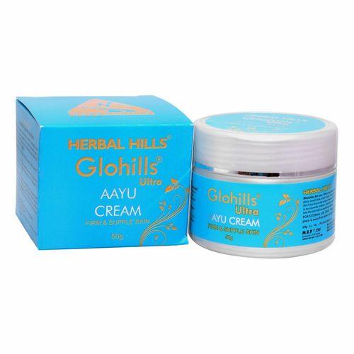 Ayurvedic Anti ageing cream - Glohills Ultra Aayu cream