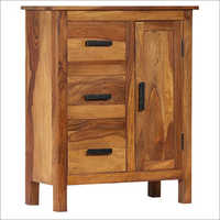 Hardwood Wooden Sideboard