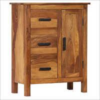 Hardwood Wooden Sideboard