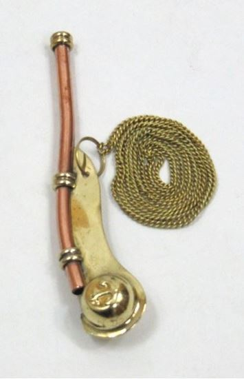 Bosun Whistle Necklace Box