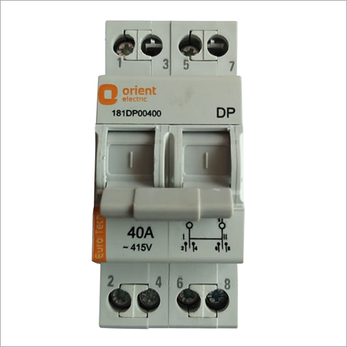 2 Switch Circuit Breaker