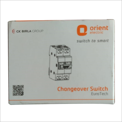 Changeover Circuit Breaker