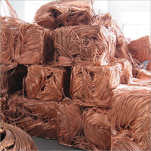 Wire Millberry Copper Scrap