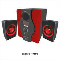 Model 2121 Multimedia Speaker