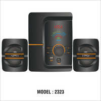 Model 2323 Multimedia Speaker