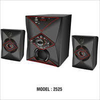 Model 2525 Multimedia Speaker