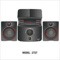 Model 2727 Multimedia Bluetooth Speaker