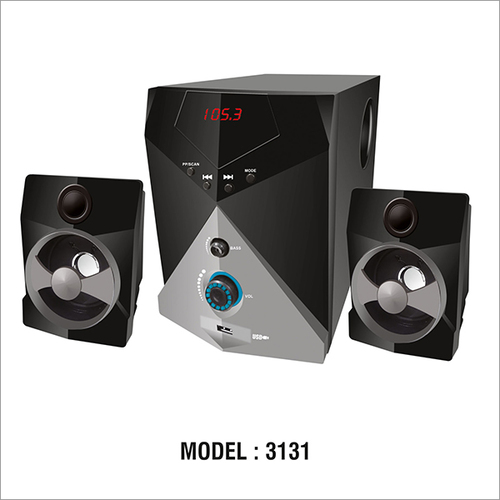Model 3131 Multimedia USB Speaker