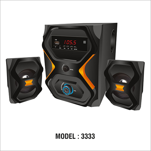 Model 3333 Multimedia Speaker