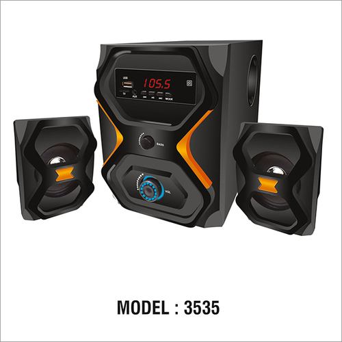 Model 3535 Multimedia Bluetooth Speaker